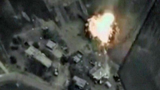 Bombardeo de Rusia sobre Siria