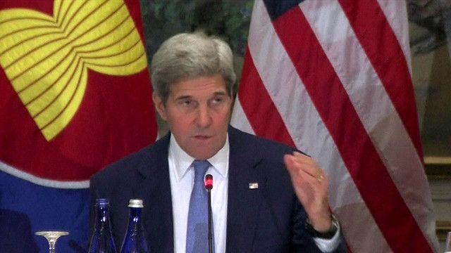 Ngoại trưởng Mỹ John Kerry
