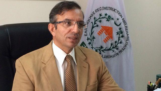 ایرا کے قائم مقام چیئرمین بریگیڈیئر ابو بکر بالاکوٹ کی تعمیرِ نو میں ایک دہائی کی ذمہ داری صوبائی حکومت پر ڈالتے ہیں۔