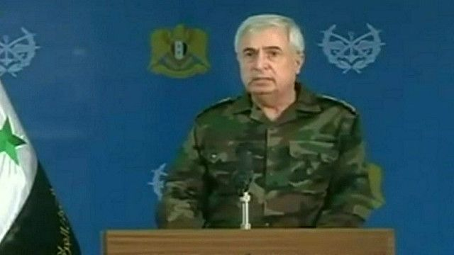 الجيش السوري يعلن بدء هجوم واسع بدعم جوي روسي