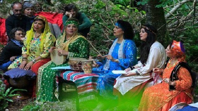 سردار گل محمد را گروه بانو و مریم آخوندی اجرا کردهاند