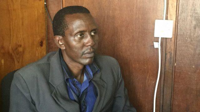 Kaimu mkurugenzi wa idara ya elimu ya wapiga kura Clarence Nanyari