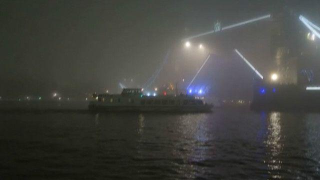 Туман над Темзой