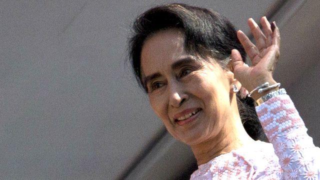 آنگ سان سوچی