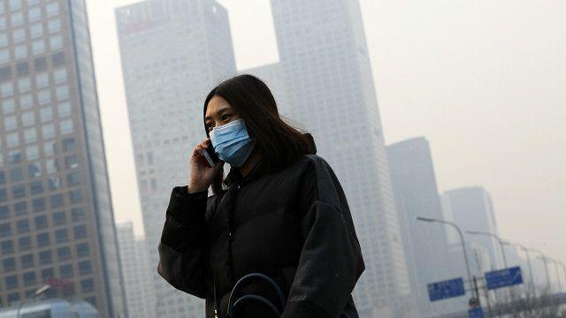 Analysis - China pollution