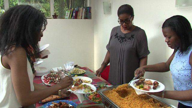Nigeria Food,  African cuisine