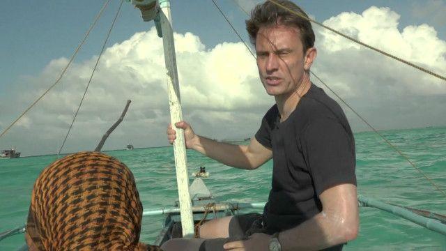 Phóng viên BBC Rupert Wingfield-Hayes