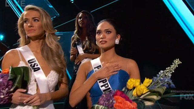 मिस यूनिवर्स, 2015
