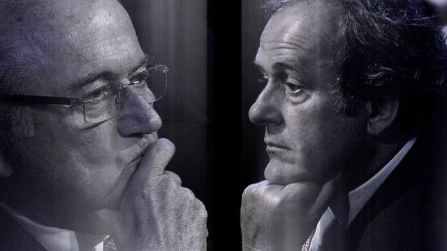 """Блаттер и Платини утверждают, что они """"без вины виноватые"""""""