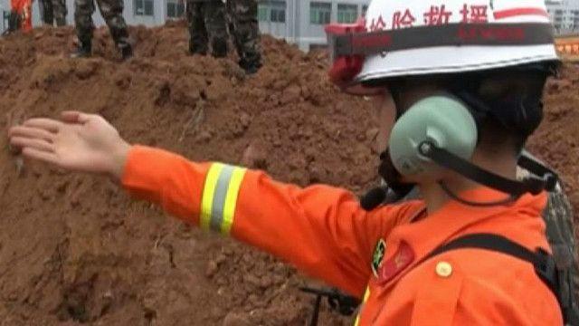 Спасатель в Китае
