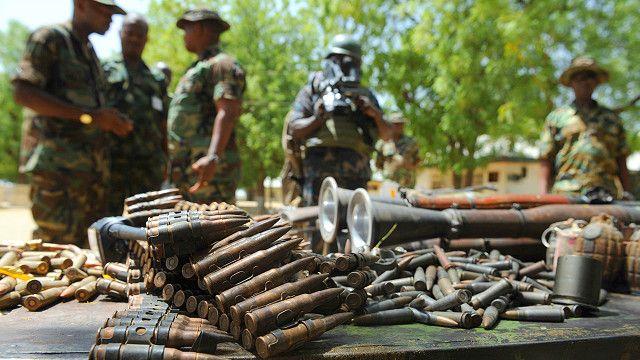 Sojojin Nigeria na ikirarin samun nasara a kan Boko Haram