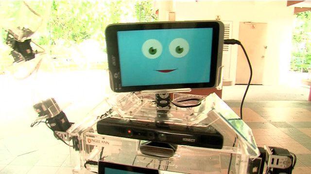 robot singapore