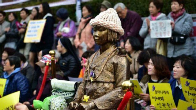 south korea comfort woman