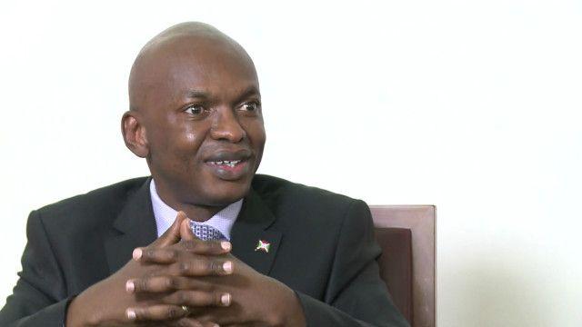 Alain Nyamitwe