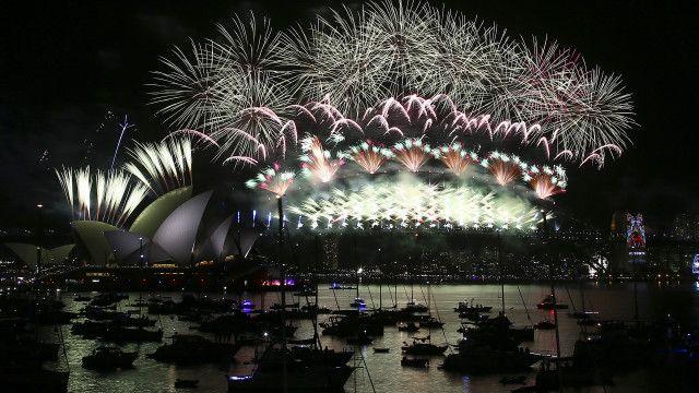 نئے سال کی تقریبات