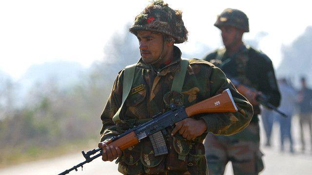 पठानकोट, सेना, pathankot, army