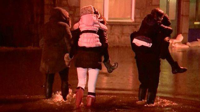 Наводнение в Шотландии