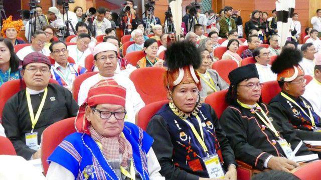 myanmar peace talk