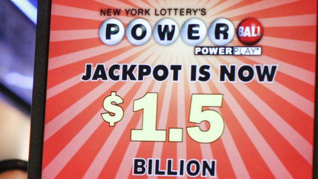 Лотерейная лихорадка в США: кто выиграл $1,5 млрд?