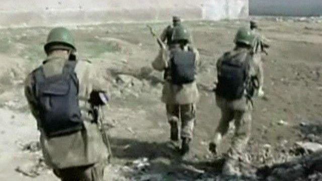пакистанский спецназ