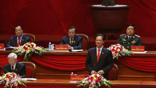Thủ tướng Việt Nam, ông Nguyễn Tấn Dũng