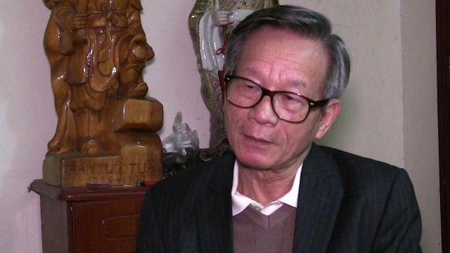 Ông Lê Truyền, cựu Phó Chủ tịch Ủy ban Trung ương Mặt trận Tổ quốc Việt Nam
