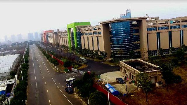 Centro comercial Pentagonal Mart, en Shanghái