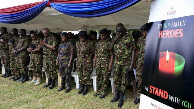 केन्या सेना