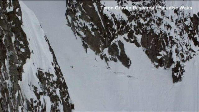 Teton Gravity Research/Paradise Waits