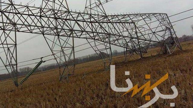 جنجال برسر مسیر انتقال برق ترکمنستان به کابل