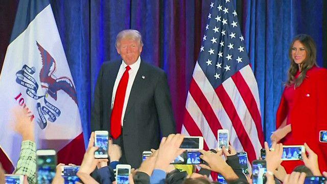 Выборы кандидатов в Айове