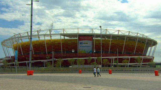 Олимпийский стадион в Рио