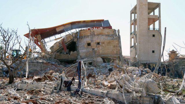 Los letales ataques contra hospitales en Siria