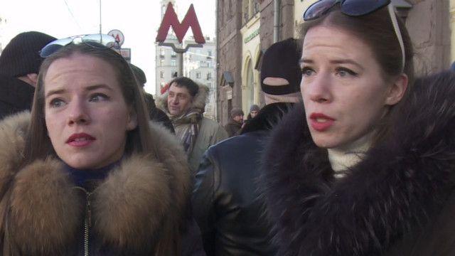Юлия и Екатерина Савины