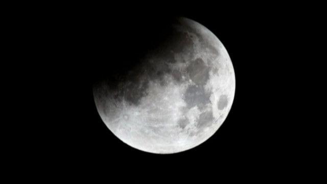 """НАСА оприлюднила """"музику зі зворотнього боку Місяця"""""""