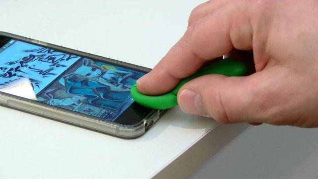 Dedos de massinha enganam leitores de impressão digital