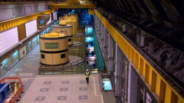 ГЭС в Шотландии