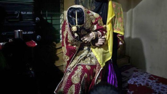 child marriage (file photo)