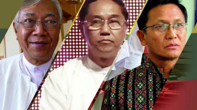 myanmar presidents