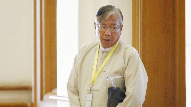 U Htin Kyaw