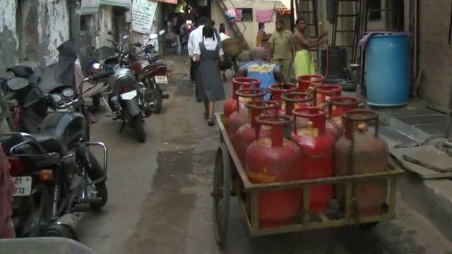 india gas