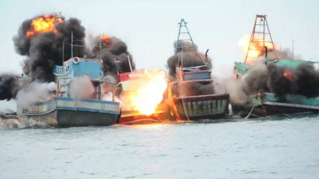 indonesia illegal fishing