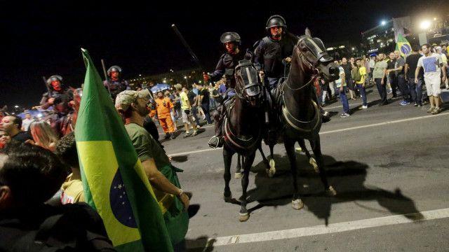 ब्राज़ील प्रदर्शन