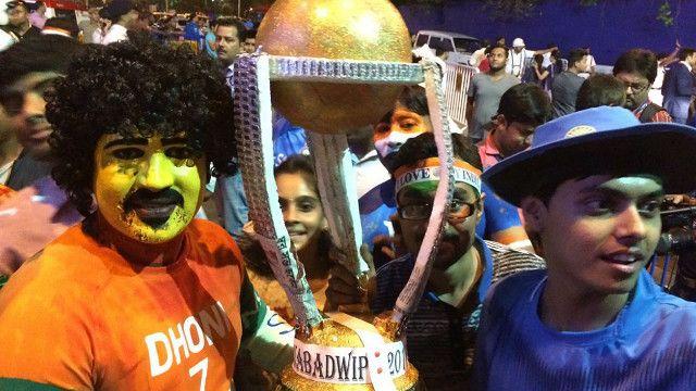 भारत के क्रिकेट फैन्स