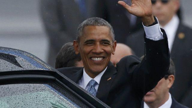 Tổng thống Obama tới thăm Cuba