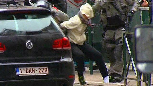 Арест в Брюсселе