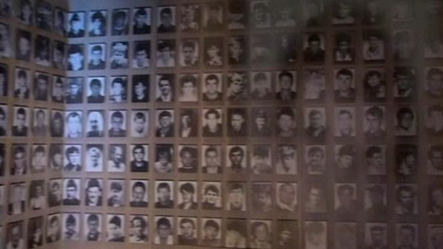 Радована Караджича признали виновным в геноциде в Сребренице