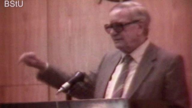 視頻:英國著名的雙面間諜菲爾比的舊視頻曝光