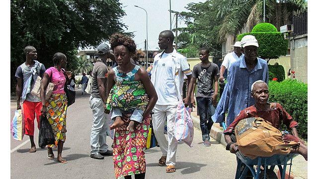 Tierry Moungalla s'exprime sur les violences au Congo-Brazaville