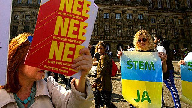 Референдум в Голландии